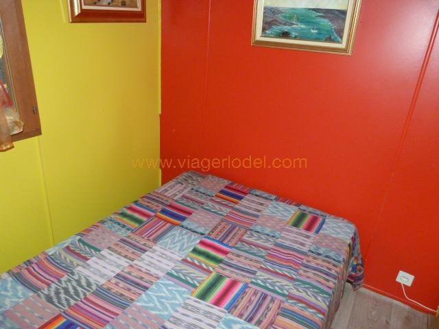 Vendita nell' vitalizio di vita casa Valbonne 110000€ - Fotografia 6
