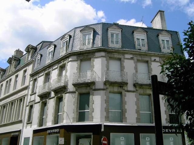 Rental apartment Vannes 340€ CC - Picture 7
