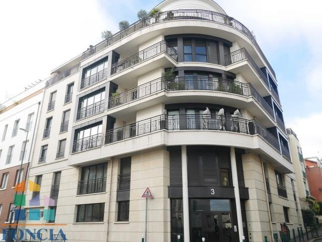 Location appartement Suresnes 1 600€ CC - Photo 1