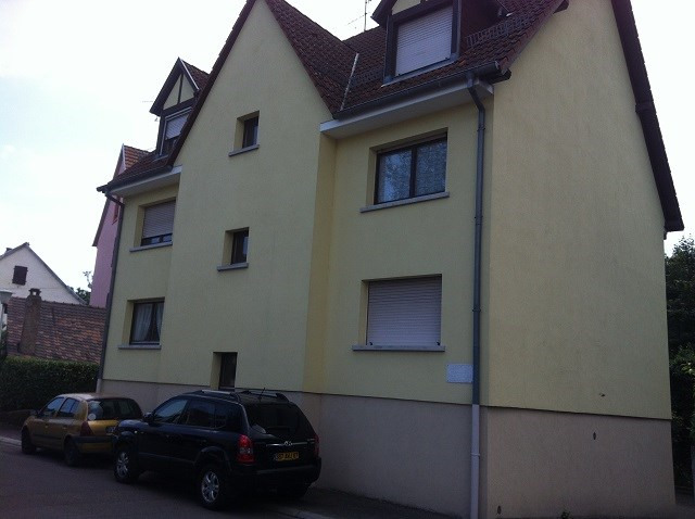 Rental apartment Strasbourg 590€ CC - Picture 1