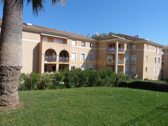 Life annuity apartment Biot 189 000€ - Picture 3