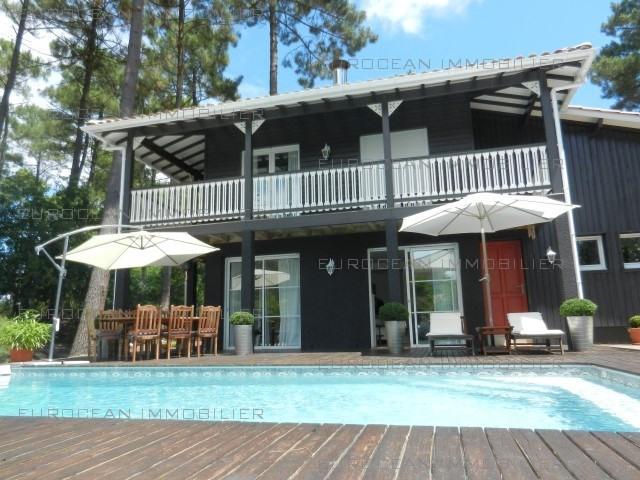 Alquiler vacaciones  casa Lacanau-ocean 2465€ - Fotografía 2