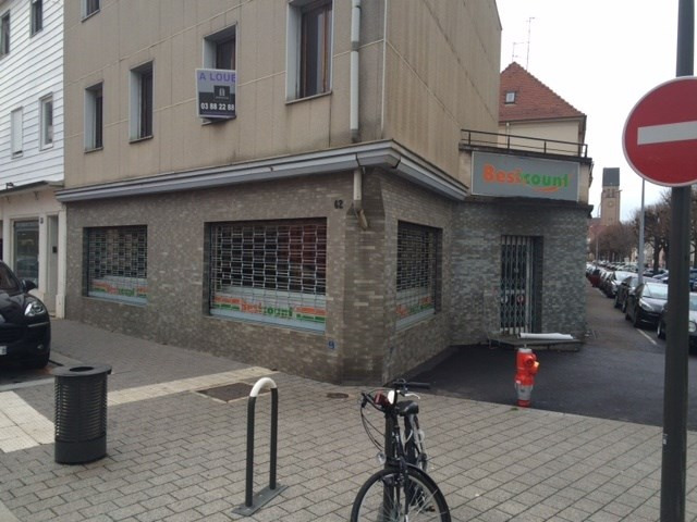 Location local commercial Strasbourg 2000€ CC - Photo 1