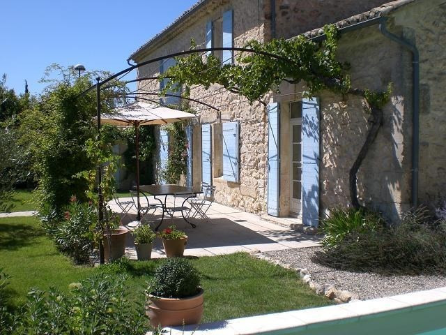 Vente de prestige maison / villa Molleges 735 000€ - Photo 1