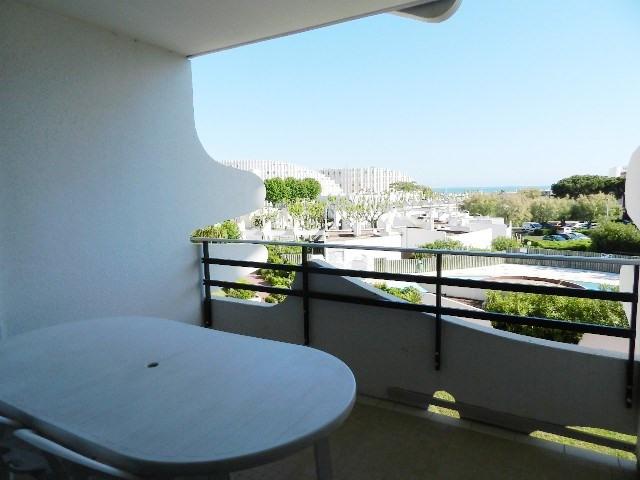 Location vacances appartement La grande motte 780€ - Photo 7