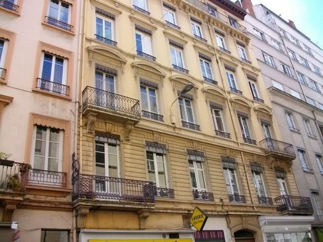 Location appartement Lyon 6ème 962€ CC - Photo 1