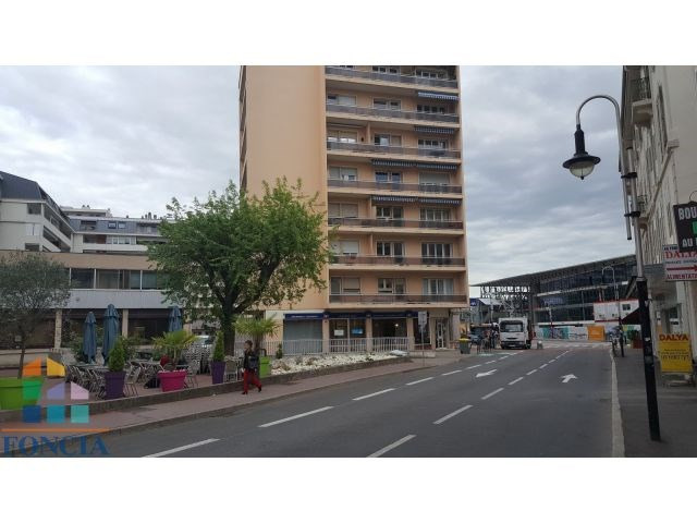 Location appartement Chambéry 605€ CC - Photo 1
