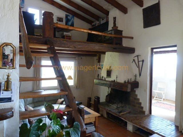 Vendita nell' vitalizio di vita casa Gattières 515000€ - Fotografia 13