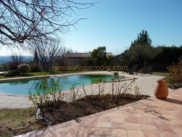 Vitalicio  casa Aix-en-provence 150000€ - Fotografía 1