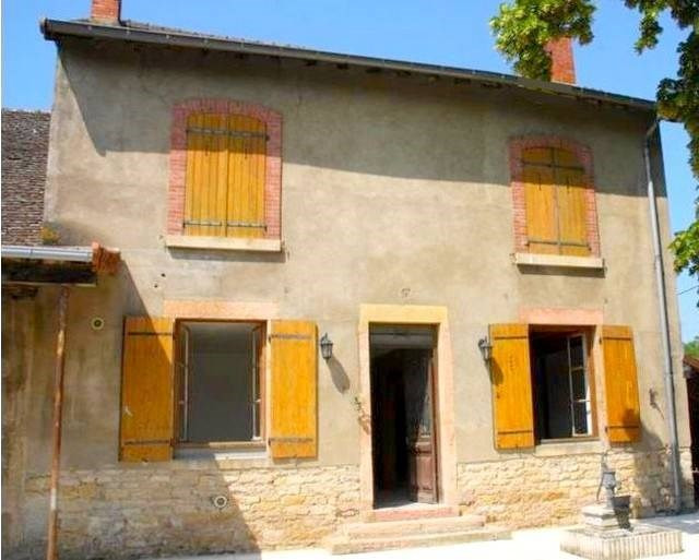 Vente maison / villa Cuisery 3 mns 125 000€ - Photo 2