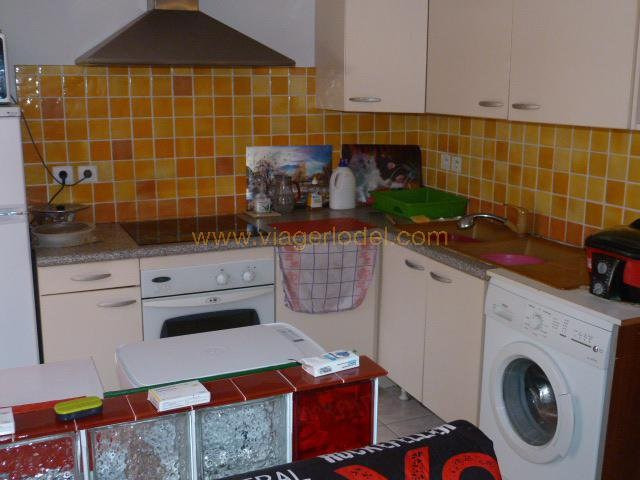 Viager appartement Biot 64000€ - Photo 4