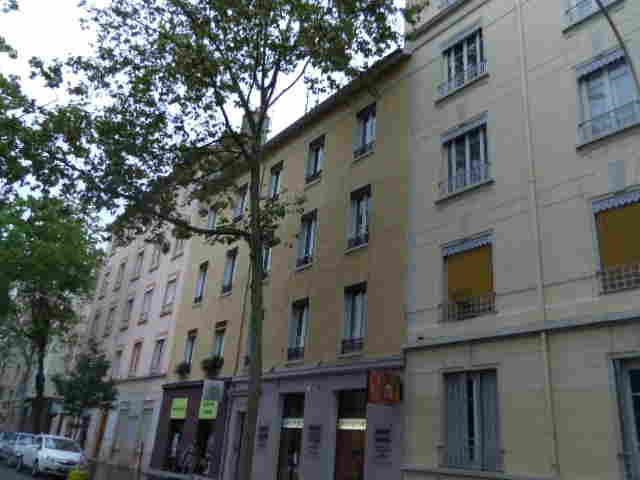 Location appartement Lyon 3ème 446€ CC - Photo 1