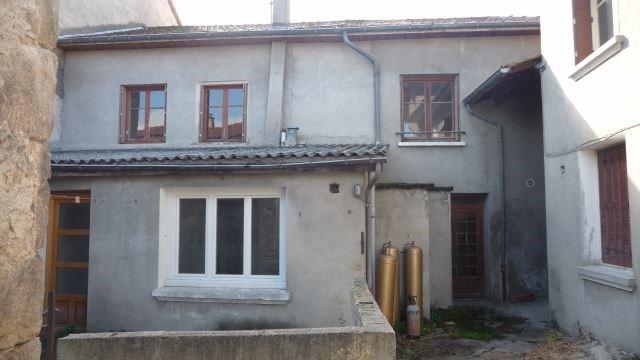 Verkoop  huis Perigneux 120000€ - Foto 1