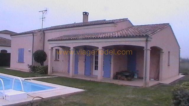 Life annuity house / villa Estillac 40000€ - Picture 6