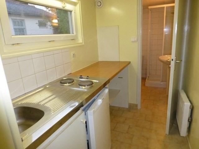 Rental apartment Saint-jean-d'angély 260€ CC - Picture 2