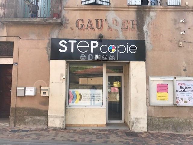 Affitto negozzio Pourrieres 655€ CC - Fotografia 1