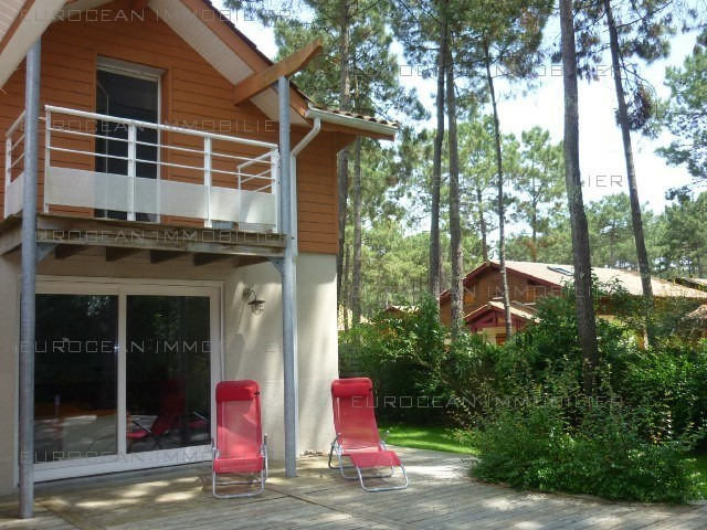 Location vacances maison / villa Lacanau-ocean 327€ - Photo 1
