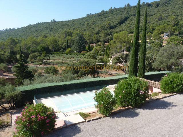 Viager maison / villa Le cannet-des-maures 180000€ - Photo 4