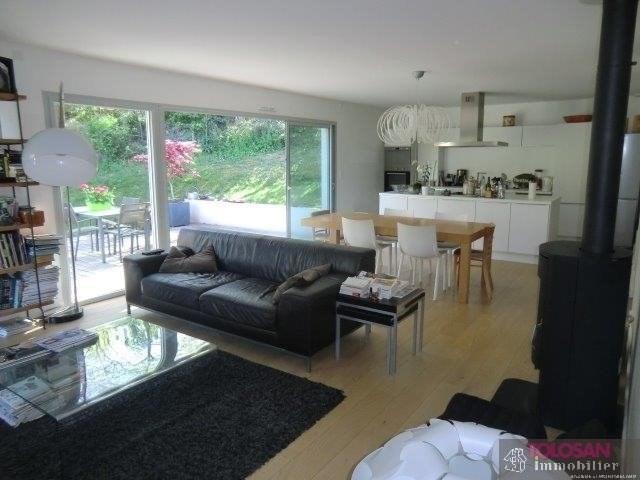 Deluxe sale house / villa Castanet secteur 519000€ - Picture 2