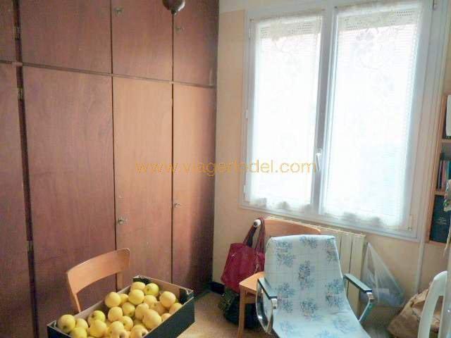 Vendita nell' vitalizio di vita appartamento Marseille 8ème 52500€ - Fotografia 3