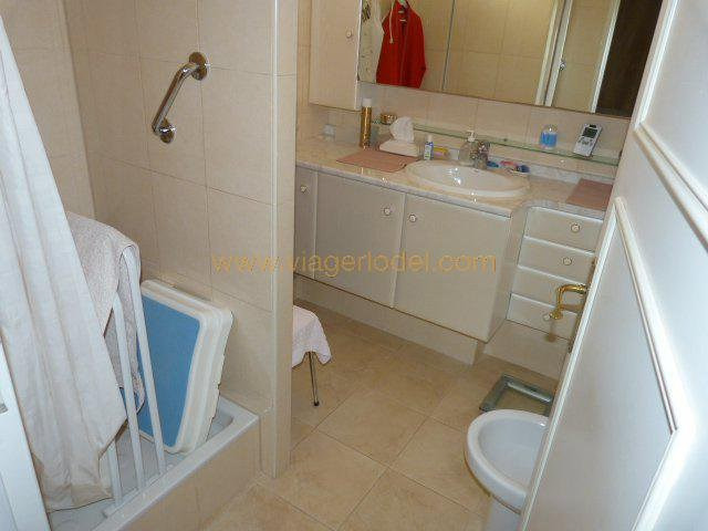 Vendita nell' vitalizio di vita appartamento Golfe-juan 35000€ - Fotografia 10