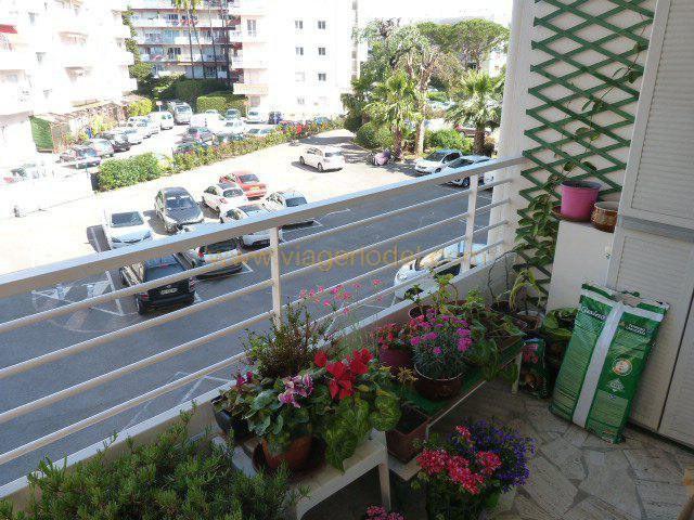 Verkauf auf rentenbasis wohnung Cagnes-sur-mer 140000€ - Fotografie 8