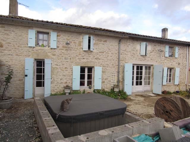 Vente maison / villa La jarrie-audouin 179140€ - Photo 1