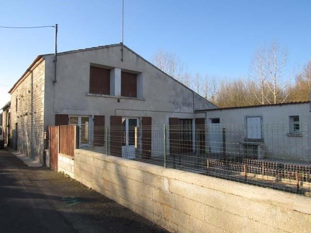 Vente maison / villa Villiers-sur-chizé 64500€ - Photo 2