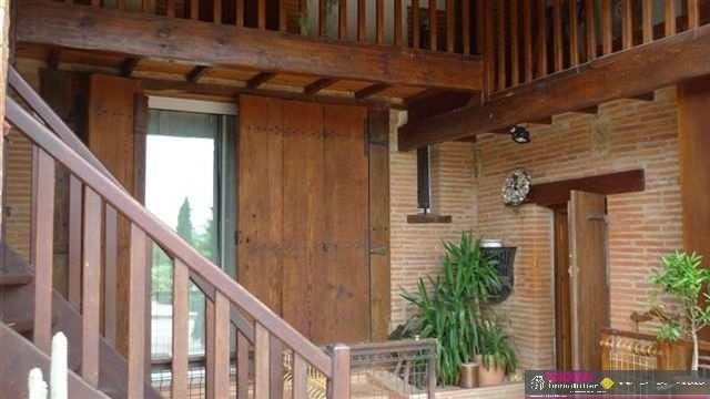 Venta de prestigio  casa Saint orens de gameville 15 mn 1199000€ - Fotografía 11