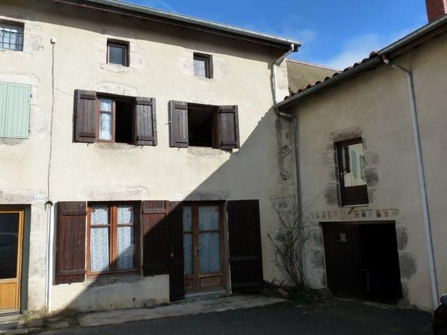 Revenda casa Valprivas 70000€ - Fotografia 1