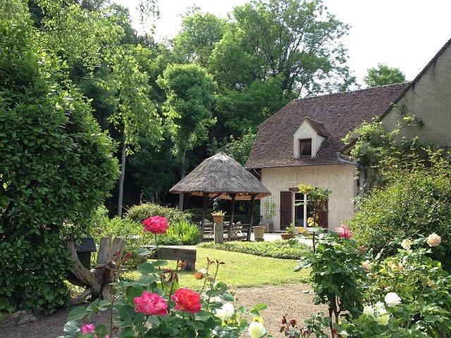 Revenda residencial de prestígio casa Villennes sur seine 1195000€ - Fotografia 1