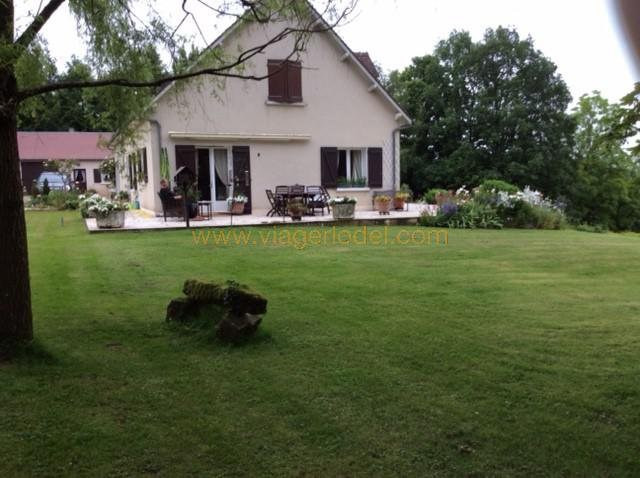 Viager maison / villa La chapelle montlinard 68000€ - Photo 2