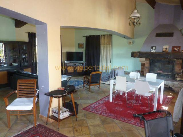 Viager maison / villa Callian 340 000€ - Photo 3