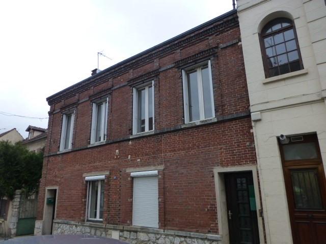 Rental apartment Bonnières-sur-seine 530€ CC - Picture 1