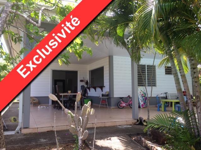 Vente maison / villa Rivière salée 409500€ - Photo 1