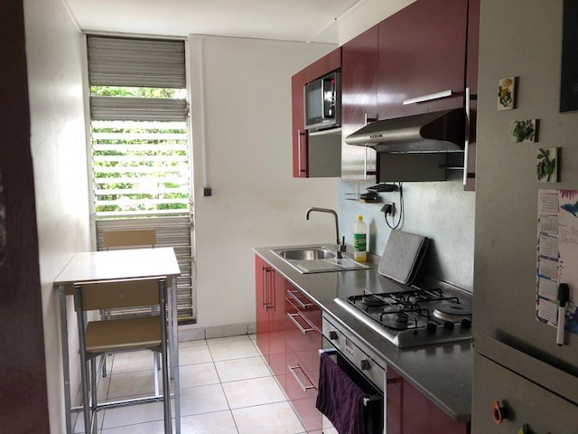 Investment property apartment Fort de france 88000€ - Picture 4