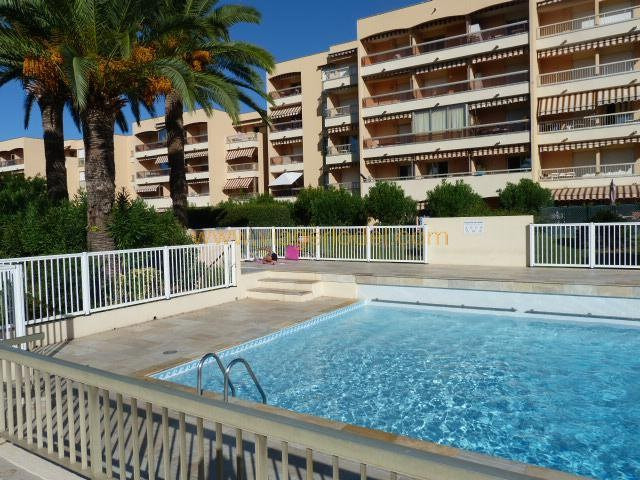 Viager appartement Golfe-juan 49 000€ - Photo 1