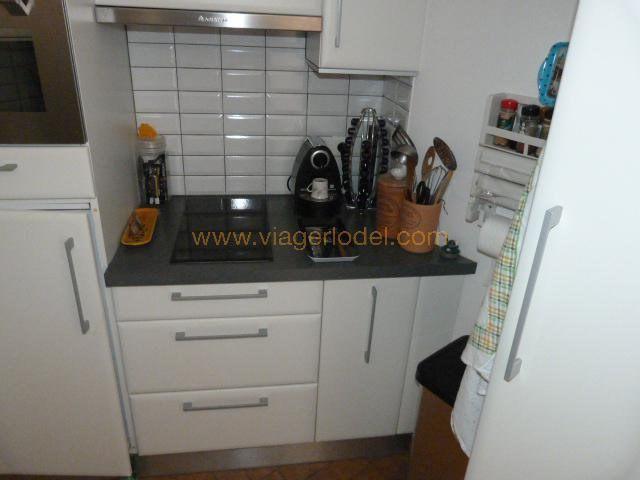 Verkauf auf rentenbasis wohnung Mandelieu-la-napoule 80000€ - Fotografie 8