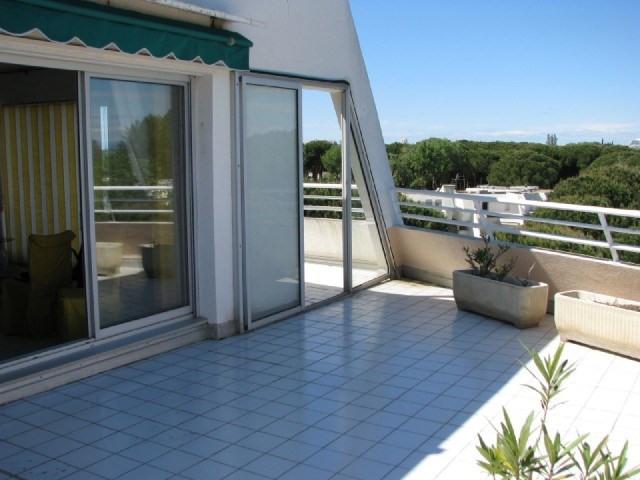 Location vacances appartement La grande motte 715€ - Photo 1