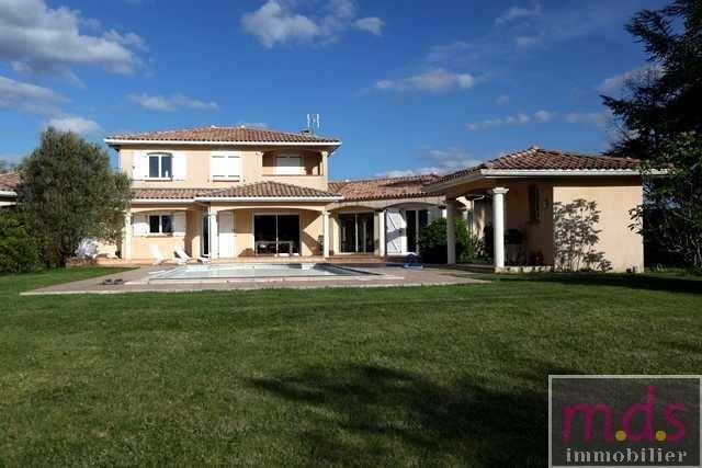 Vente de prestige maison / villa Montastruc-la-conseillere secteur 599000€ - Photo 14