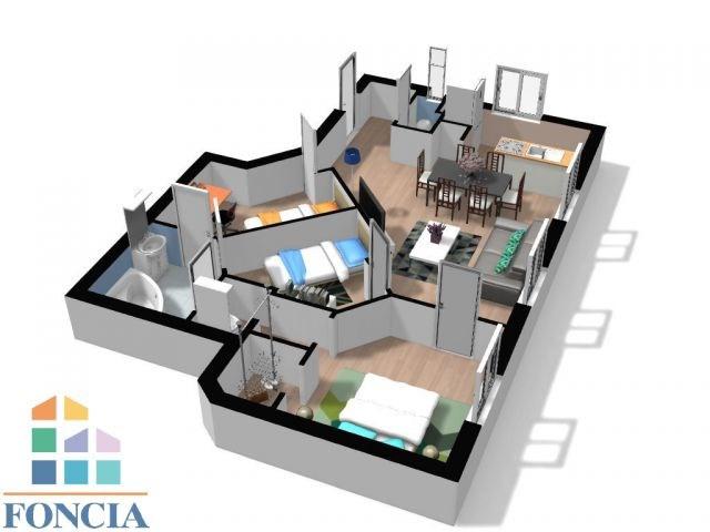 Vente appartement Bourg-en-bresse 99000€ - Photo 9