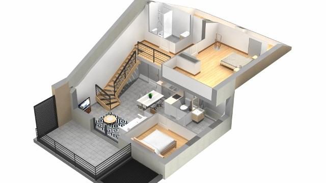Sale apartment Villaz 288000€ - Picture 10