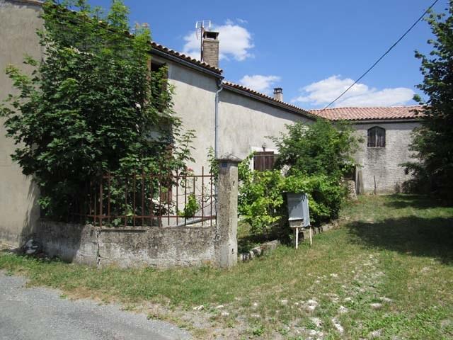 Vente maison / villa Asnières-la-giraud 75000€ - Photo 2