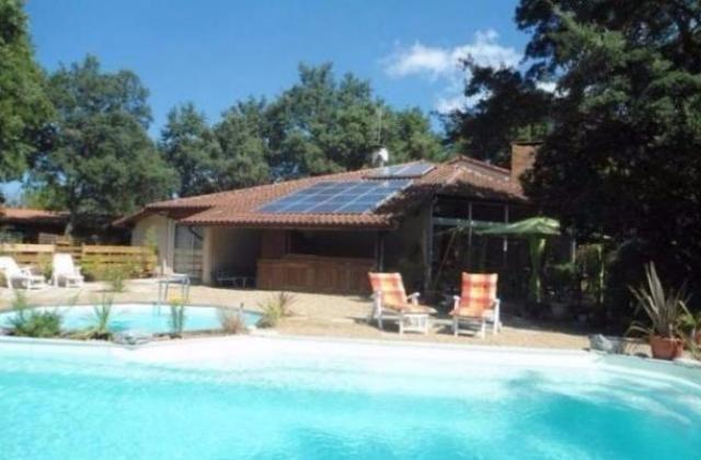 Vente maison / villa Messanges 395000€ - Photo 1