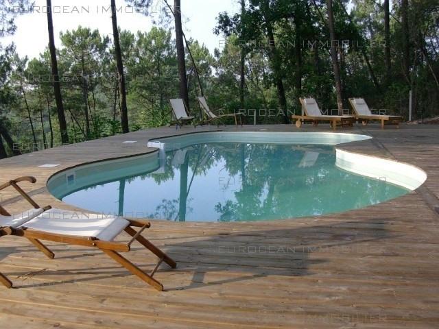 Alquiler vacaciones  casa Lacanau 950€ - Fotografía 1