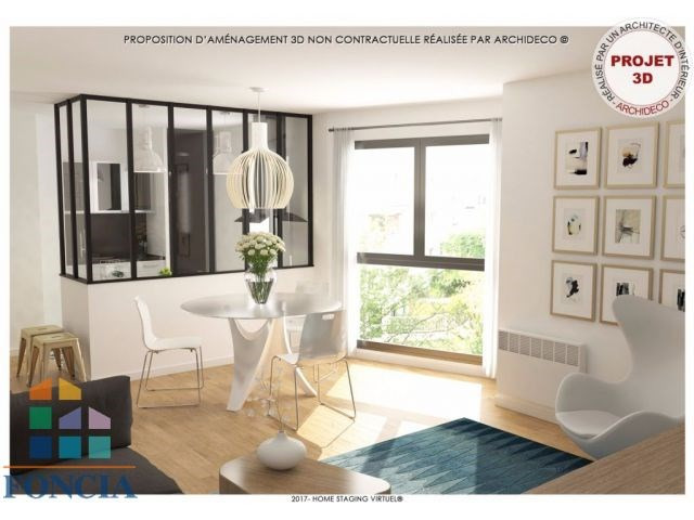 Vente appartement Suresnes 340 000€ - Photo 1