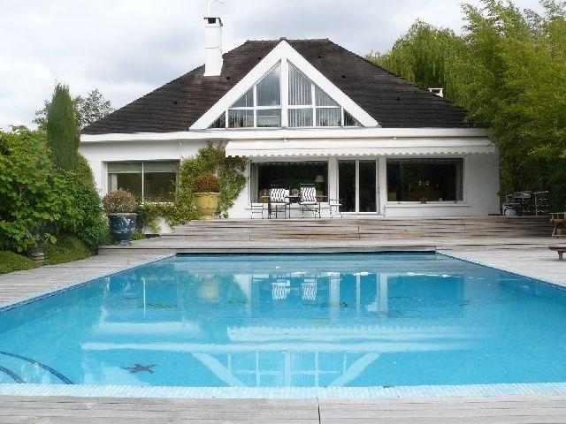 Immobile residenziali di prestigio casa Villennes sur seine 1890000€ - Fotografia 1