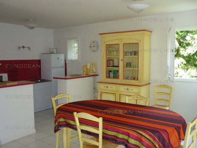 Location vacances maison / villa Lacanau-ocean 327€ - Photo 2
