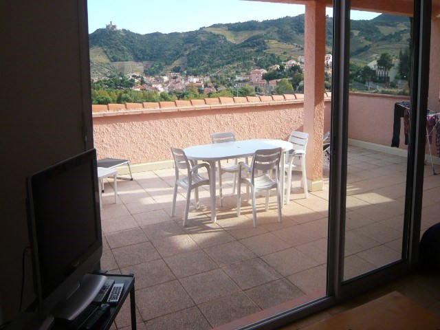Location vacances appartement Collioure 367€ - Photo 9