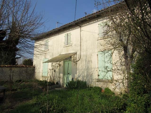 Vente maison / villa Poursay-garnaud 48750€ - Photo 2